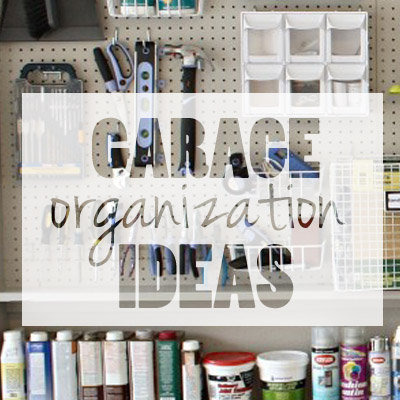 Garage Series – Organization