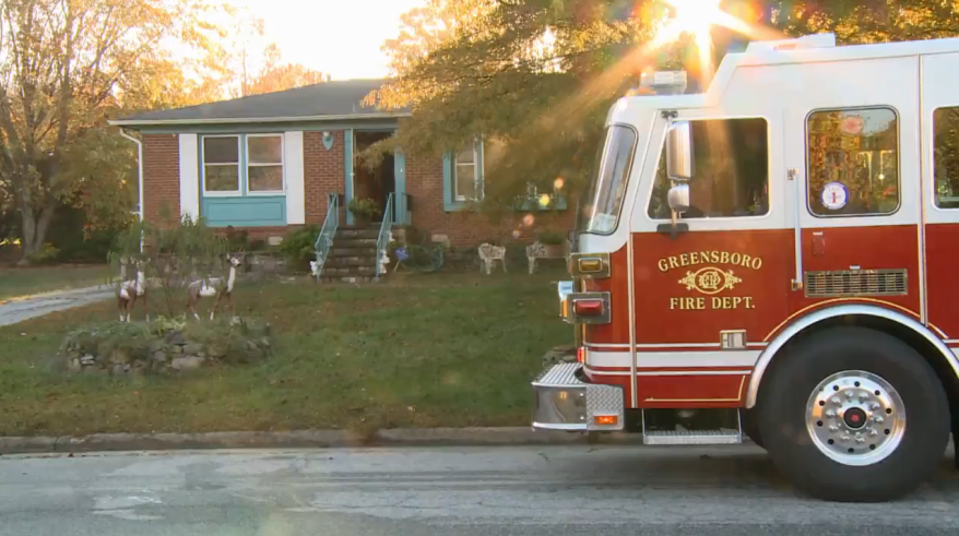 NorthStar Alarm Customer is Saved By Quick Acting Fire Department and Her Home Security System