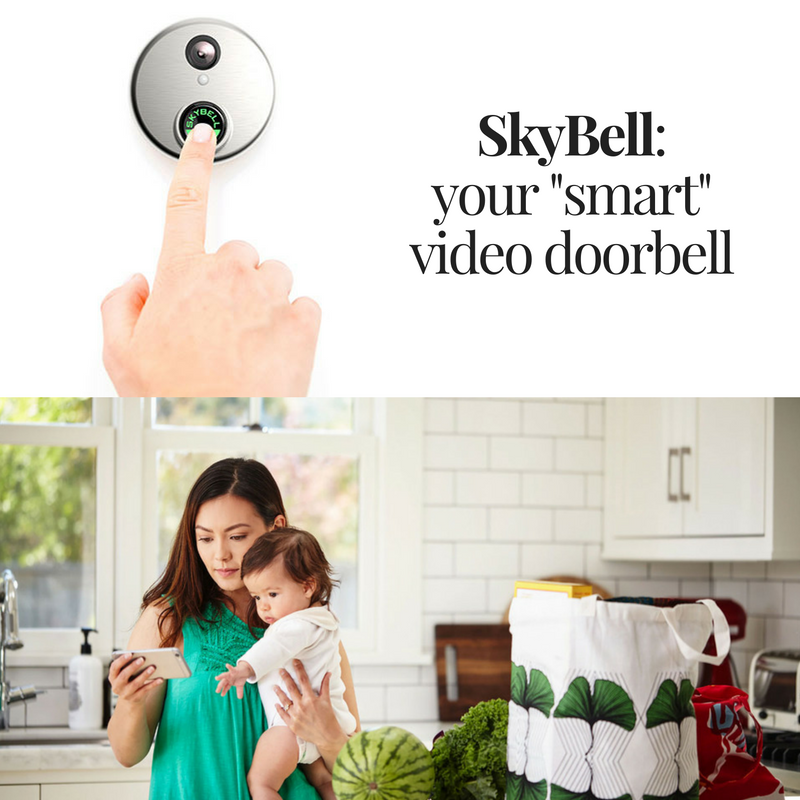 SkyBell — The Doorbell For the 21st Century